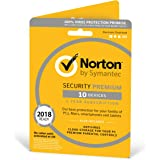 Norton Security Premium   10 Devices   1 Year   PC/Mac/Android   Download