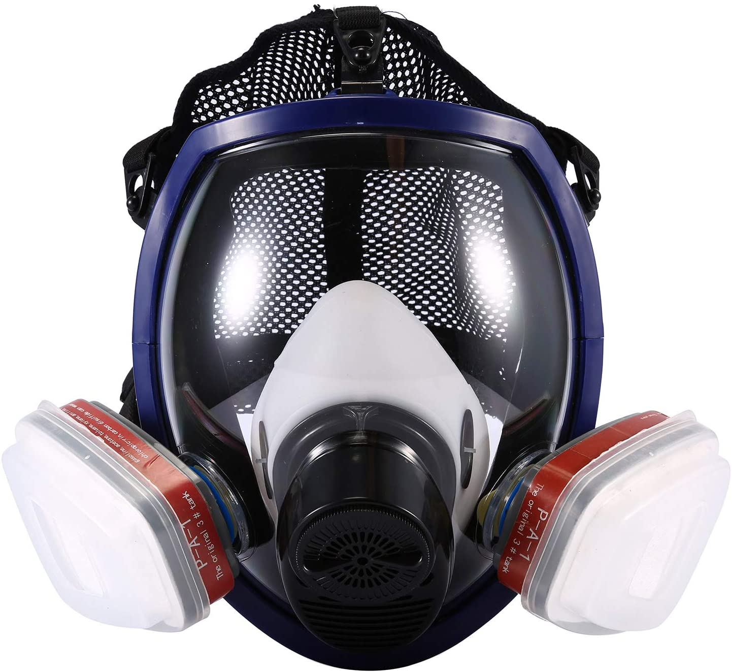 Air Cartridge Paint Filter Enjohos Industrial Double Mask Face For Vapor Respirator Organic Painting Full Spraying Grade Dust