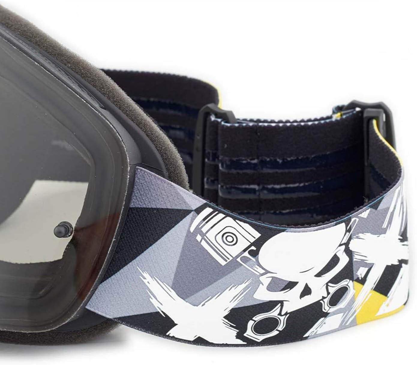 GRENZGAENGER NFX Goggles MX Warpaint camo blue
