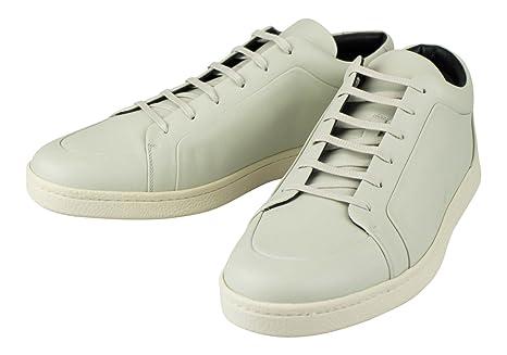 Balenciaga Fashion zapatillas deportivas zapatos de piel beige tamaño 13 US 46 EU