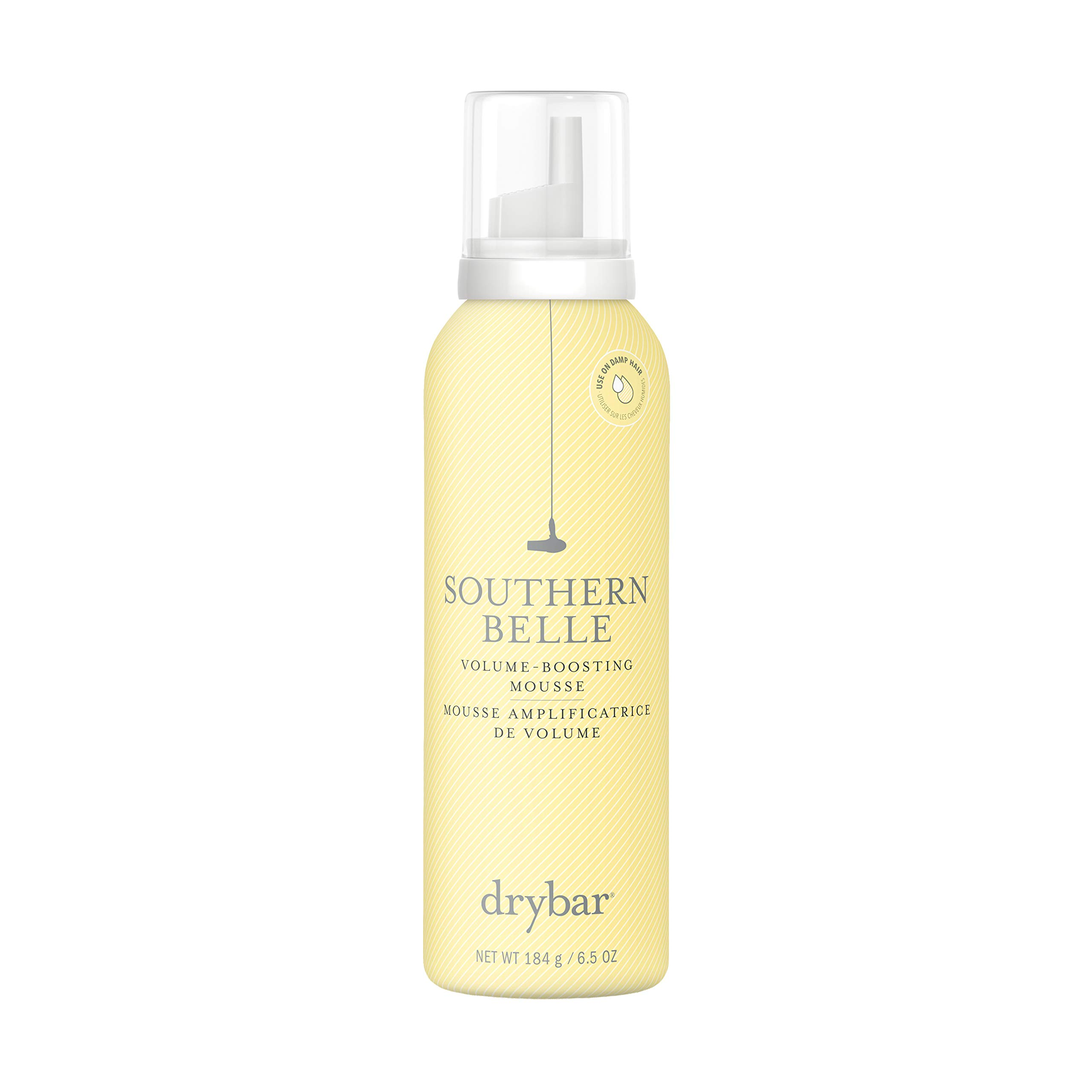 Drybar Southern Belle Volume-Boosting Mousse 6.5 Ounces by Drybar