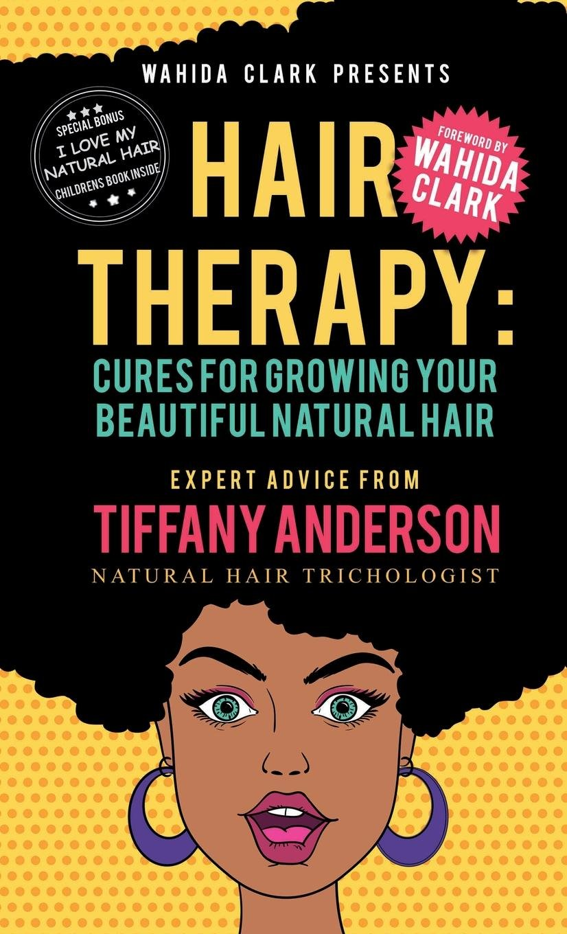 Download Hair Therapy: Cure for Growing Your Beautiful Natural Hair ebook