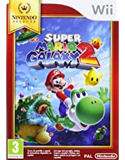 Super Mario Galaxy 2 - Selects