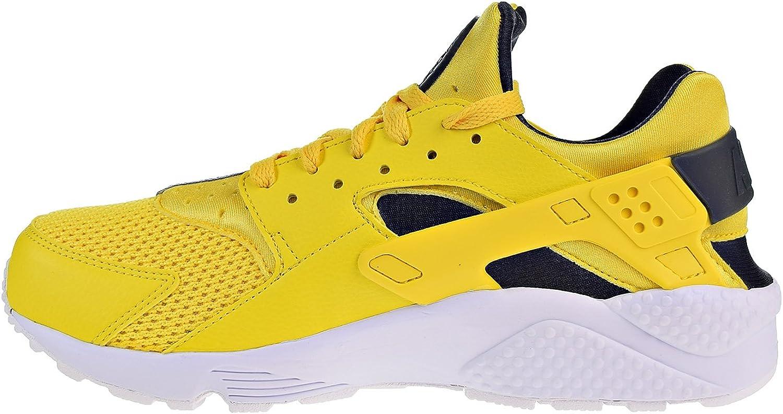 zapatillas nike huarache amarillas