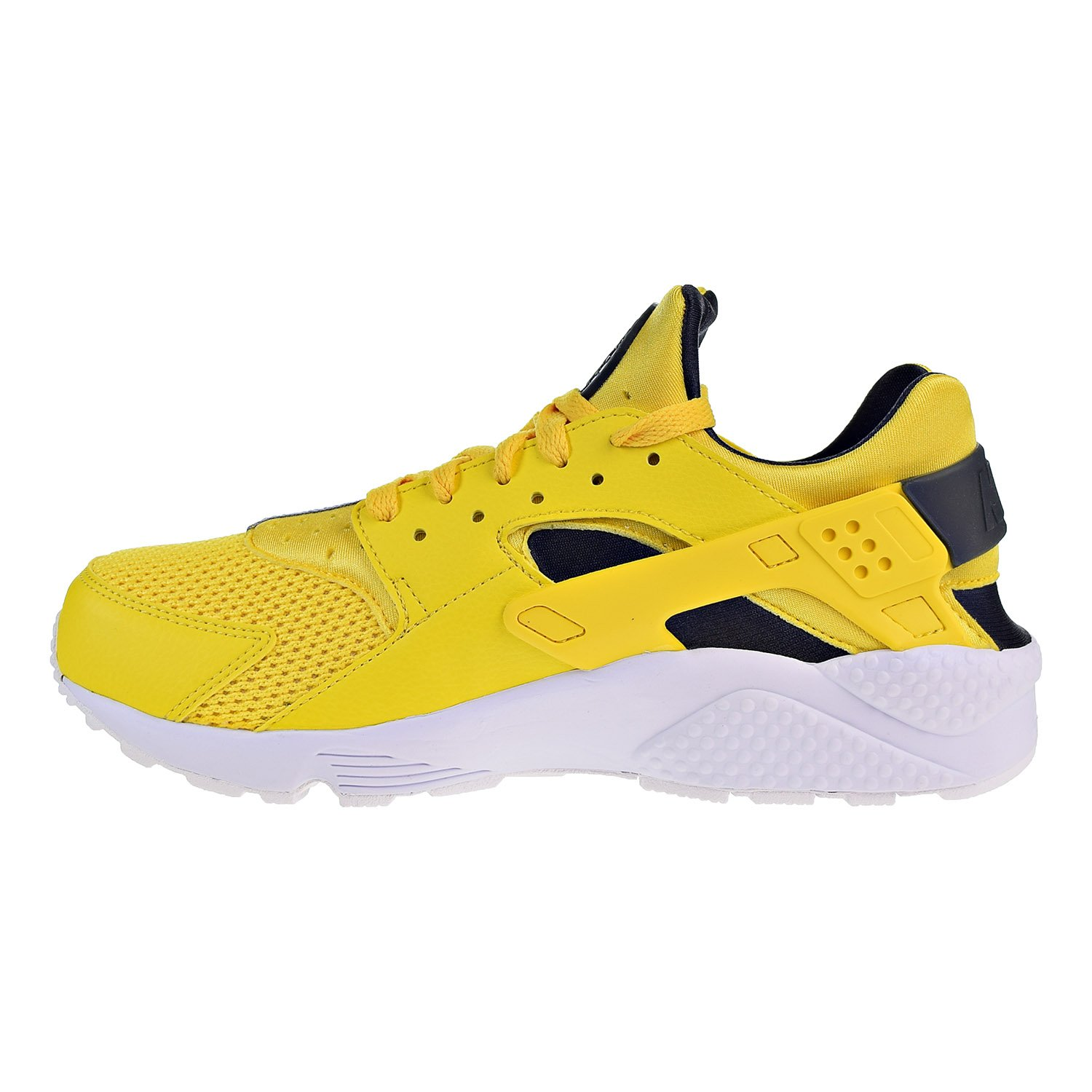 48950470f477b NIKE Air Huarache Men's Running Shoes Tour Yellow/Anthracite-White 318429- 700 (11.5 D(M) US): Amazon.co.uk: Shoes & Bags
