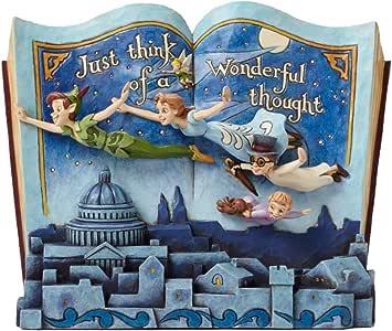 Enesco Disney Traditions – Figura de 4049643 Libro