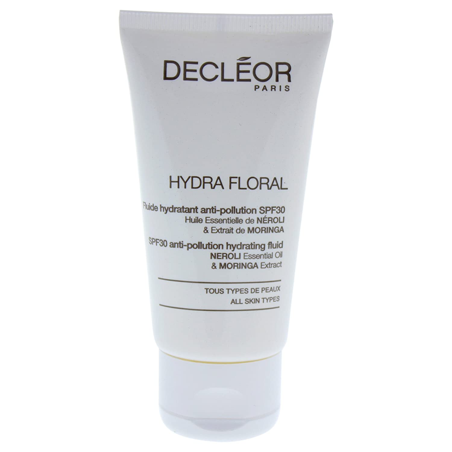 Decleor Hydra Floral Anti-Pollution Hydrating Rich Cream Cream For Unisex  1.7 oz EOS Kleenex 2016 Limited Edition Spring Trio Pack 1 ea (Pack of 3)