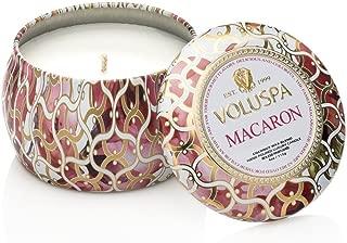 product image for Voluspa Maison Blanc Petite Decorative Tin Candle MACARON