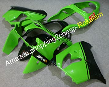 33-13 Motorcycle OEM Motorbike ABS Plastic Fairing Fit For Kawasaki Ninja ZX-9R 1998-1999