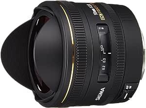 Sigma 10mm f/2.8 EX DC HSM Fisheye Lens for Canon Digital SLR Cameras (OLD MODEL)