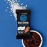 No Cow Chocolate Sea Salt Energy bar, 12Count