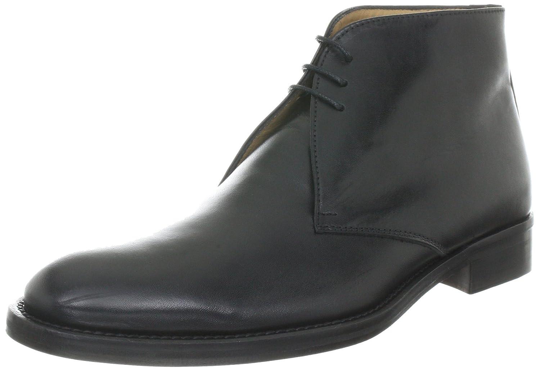 Florsheim RUSSELL 50934-01 - Zapatos de cordones para hombre 45 EU|Negro