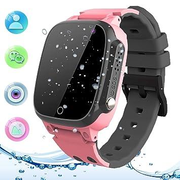 Reloj para Niños a Prueba de Agua IP67 – Niños Smartwatch 1.44