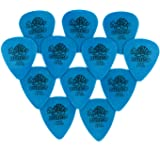 Jim Dunlop Tortex - Set de 12 púas para guitarra / Grosor: 1.00 mm (