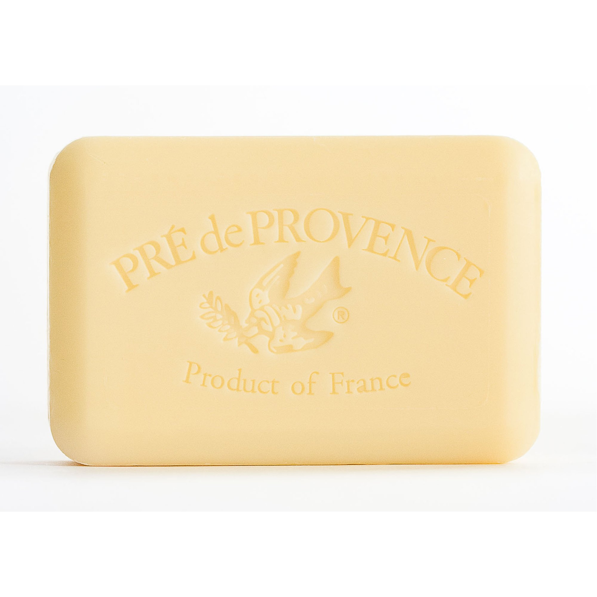 Pre de Provence Artisanal French Soap Bar Enriched with Shea Butter, Quad-Milled For A Smooth & Rich Lather (250 grams) - Agrumes