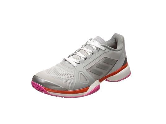 Adidas aSMC Barricade Scarpe Tennis Donna Grey