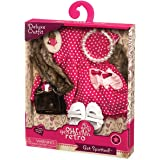 Our Generation 18-inch Get Spotted Retro Deluxe Doll Outfit