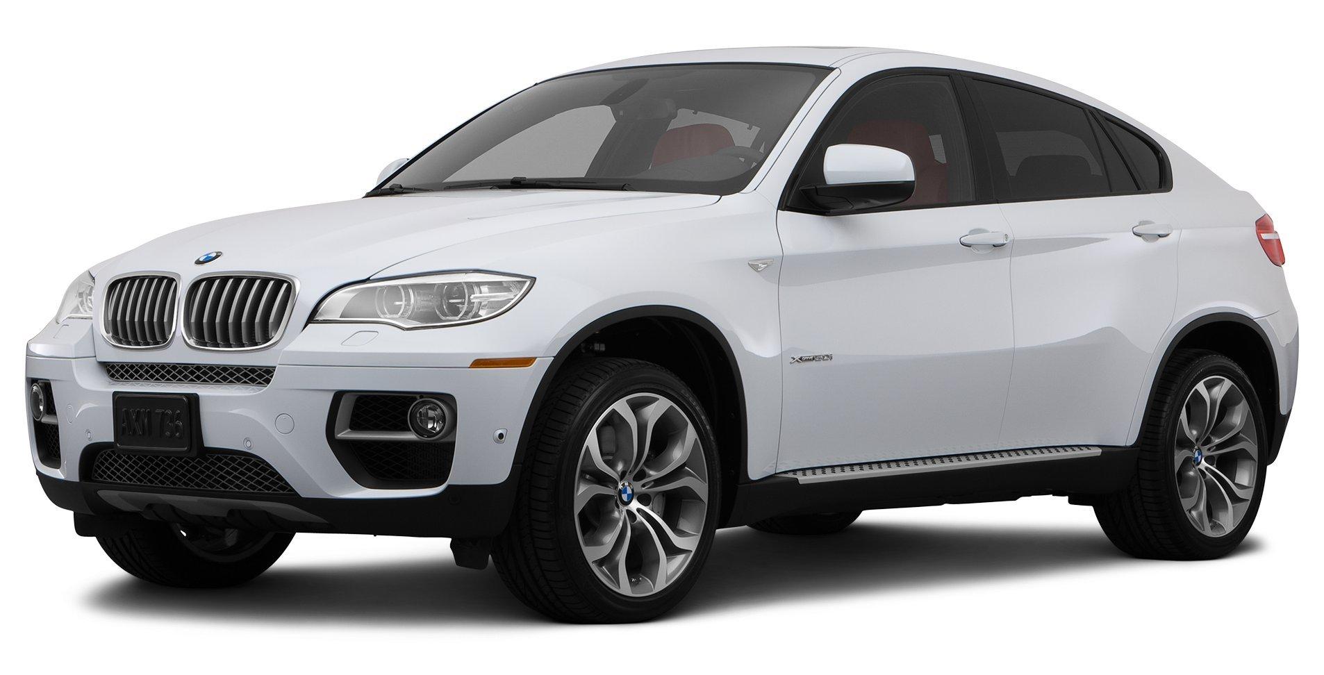 2013 BMW X6 All Wheel Drive 4 Door