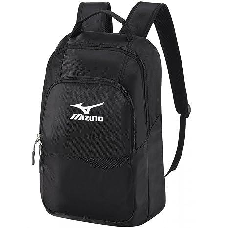 Mizuno Team Back Pack, Nero: Amazon.it: Sport e tempo libero