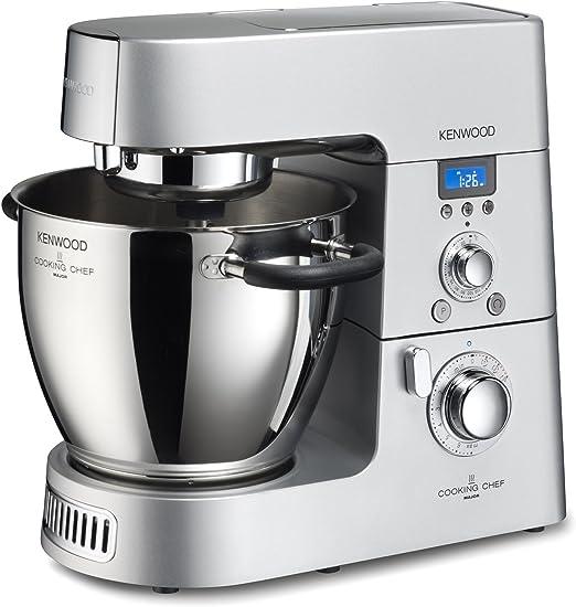 Kenwood Cooking Chef KM094 Robot de cocina por inducción, 1500 W ...