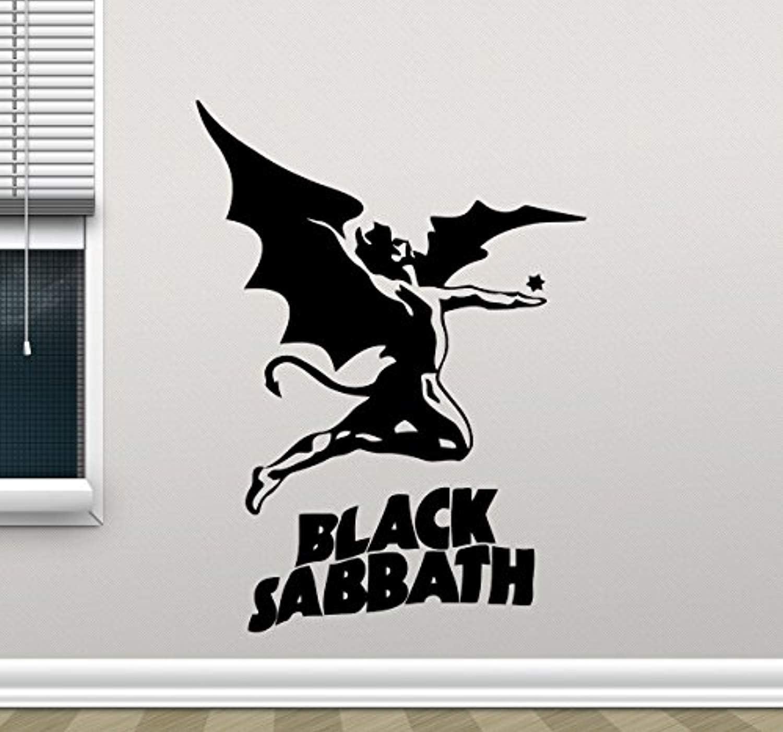 BLACK SABBATH VINYL DECAL STICKER CUSTOM SIZE//COLOR DESIGN 3