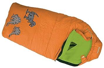 Boll Patrol Lite R Saco de Dormir Infantil, Infantil, Schlafsack Patrol Lite R, Naranja, 185 x 62 x 5 cm: Amazon.es: Deportes y aire libre