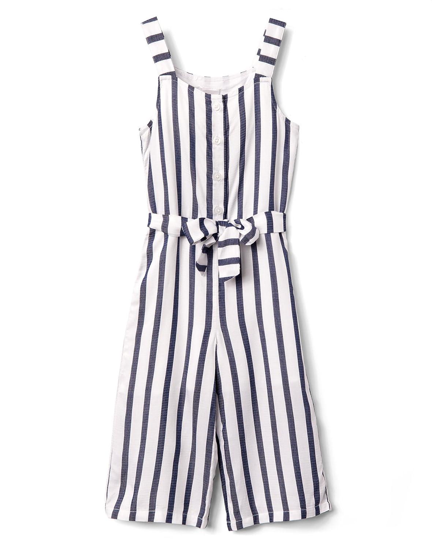 72f5030337d Amazon.com  Gymboree Girls  Little Sleveless Striped Romper  Clothing