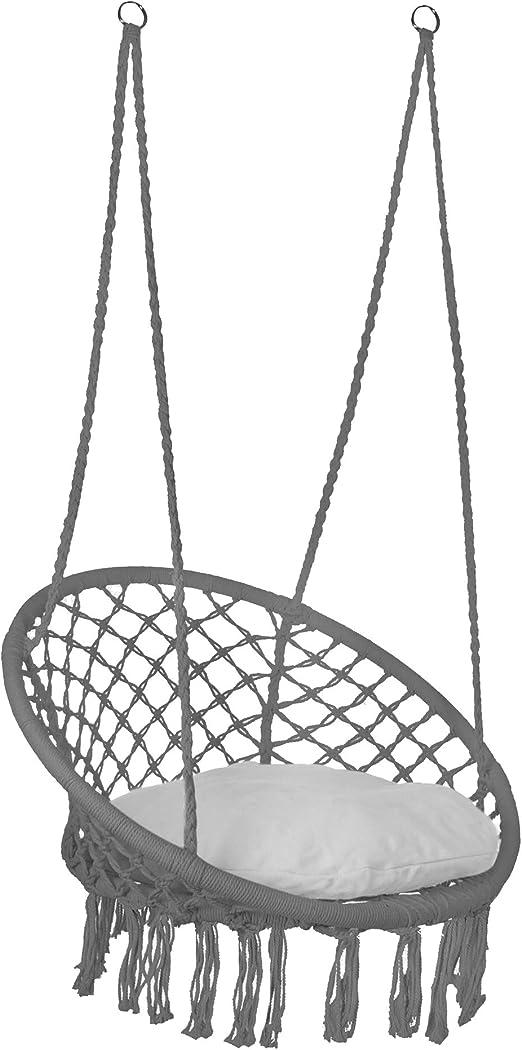Springos - Poltrona sospesa con frange | max. 150 kg | Ø ...