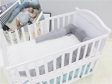 Cojín de protección para parachoques de bebé, para decoración del hogar 180cm/70 Crocodile