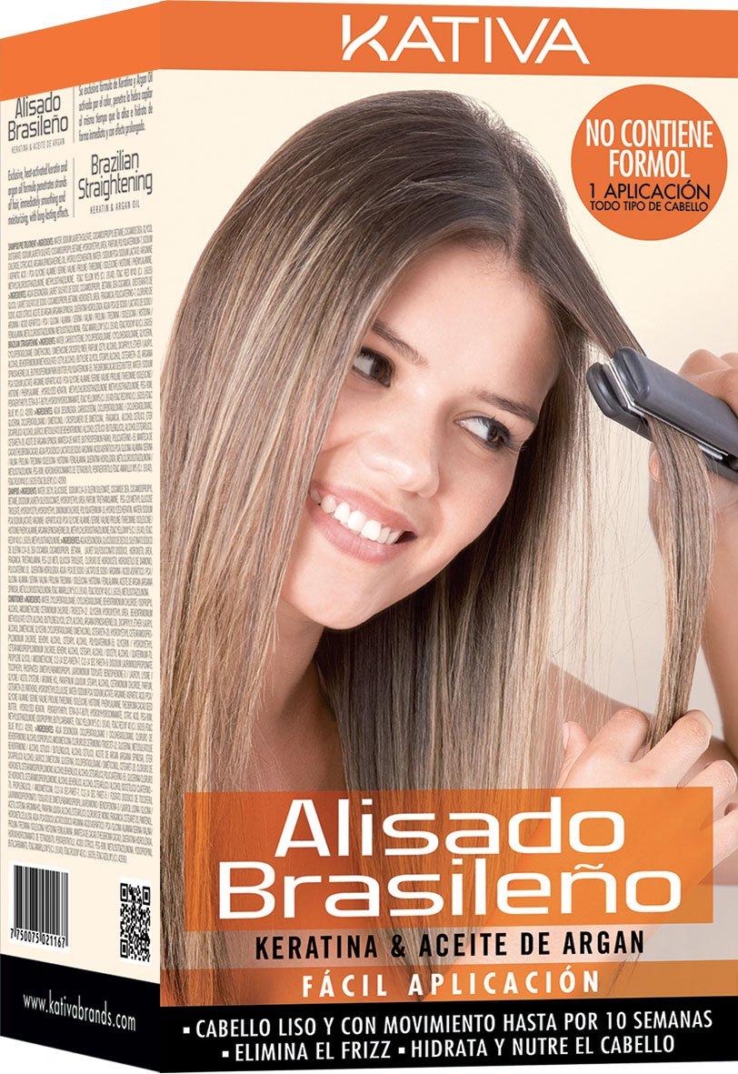 Alisado brasileño Kativa por sólo 15,30€