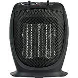 PELONIS PHTA1ABB Portable, 1500W/900W, Quiet Cooling & Heating Mode Space Heater for All Season, Tip Over & Overheat Protecti