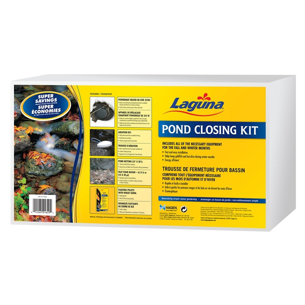 Laguna Pond Fall and Winter Kit