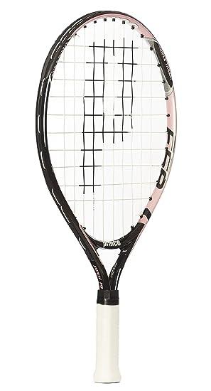 Prince Pink 19 Raqueta de Tenis, Unisex niños, Rosa/Negro, 0: Amazon.es: Deportes y aire libre