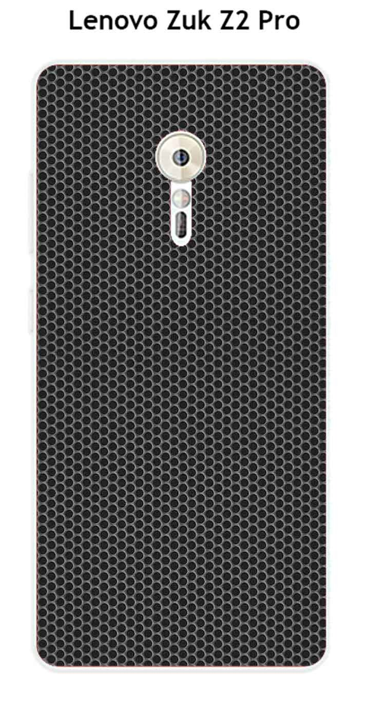 Carcasa Lenovo ZUK Z2 Pro Design Metal Perfore Negro: Amazon.es ...