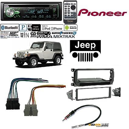 Phenomenal Amazon Com Pioneer Deh S6000Bs Vehicle Cd Digital Music Player Wiring 101 Eattedownsetwise Assnl