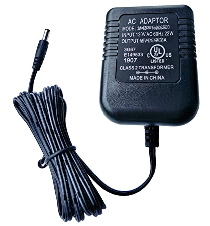 UpBright 12V AC/DC Adapter Replacement for CAT Rechargeable LED WorkLights CT3515 962841 Braun Silk Shaver 3990 5180 5185 5270 5275 5280 Windstream ...