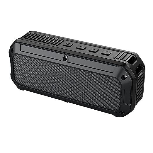 263 opinioni per AUKEY Bluetooth Altoparlante V4.0 Protetto da Spruzzi di Acqua e Antipolvere per
