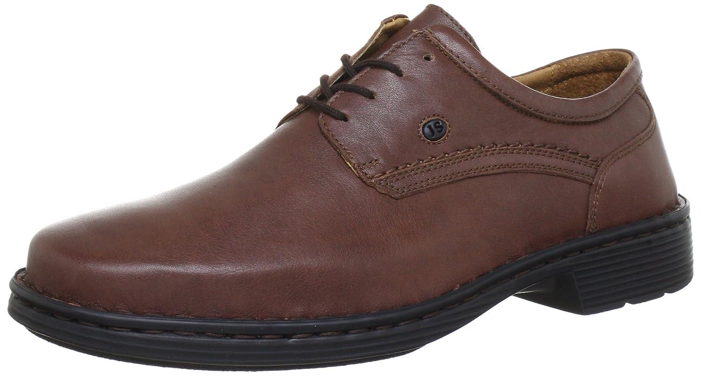 Josef Seibel Schuhfabrik GmbH Talcott, Zapaños de Cordones Derby para Hombre marrón (marrón (Brandy 300))