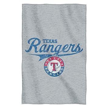 Northwest Texas Rangers Mlb Sweatshirt Throw