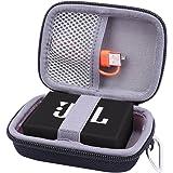 Caja Bolsa Fundas para JBL Go/JBL Go2 Bluetooth Altavoz de Aenllosi