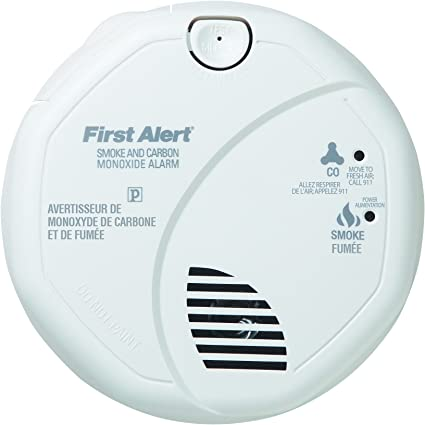 First Alert ONELINK Battery-Operated Combination Smoke /& Carbon Monoxide Alarm Accessory Box