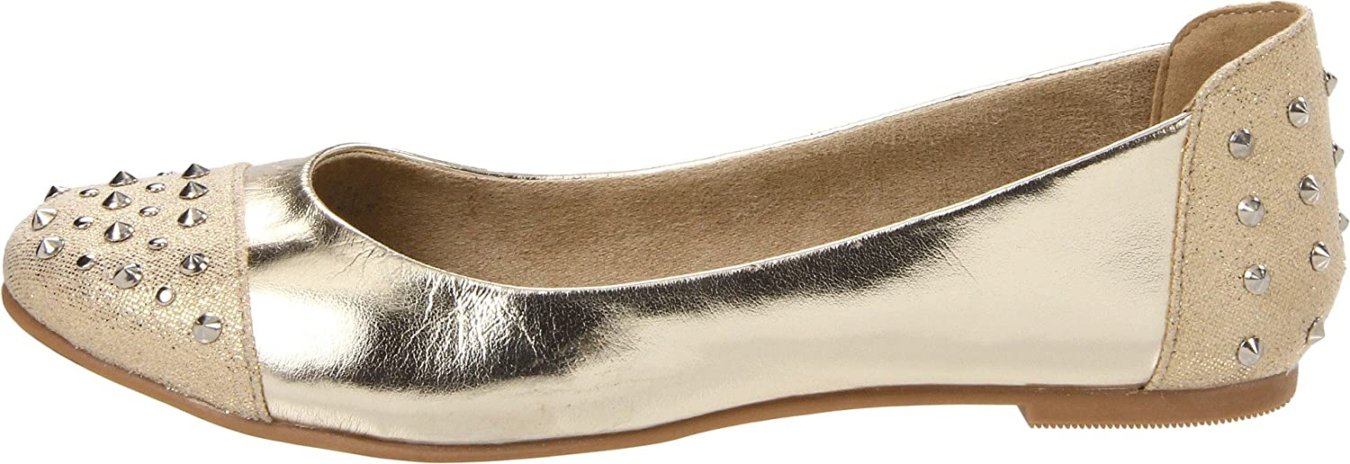 CL by Chinese Laundry Womens Gold Mine Ballet Flat
