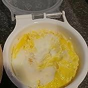 Amazon.com: Chef Buddy 82-Y3496 Microwave Egg Maker, a