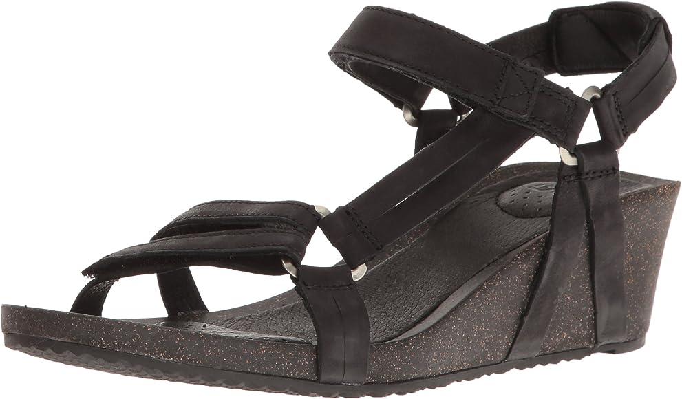 4cce4a6dde1b Teva Women s W Ysidro Universal Wedge Sandal