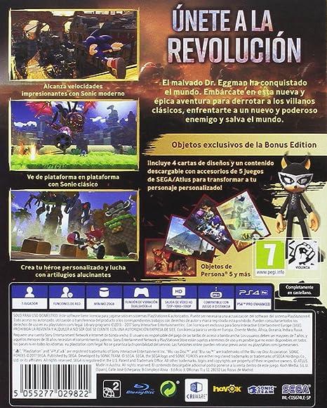 Sonic Forces - Bonus Edition: Xbox One: Amazon.es: Videojuegos