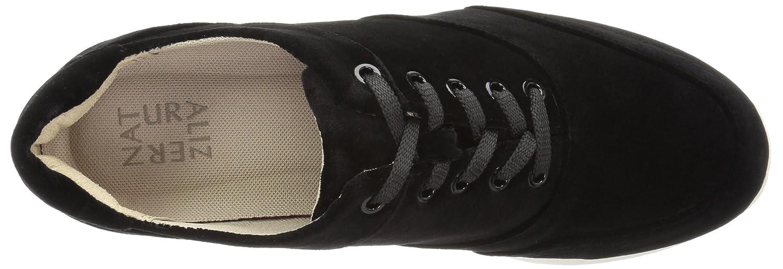 Naturalizer Women's Jimi Fashion Sneaker B01NH0G96Z 12 B(M) US Black