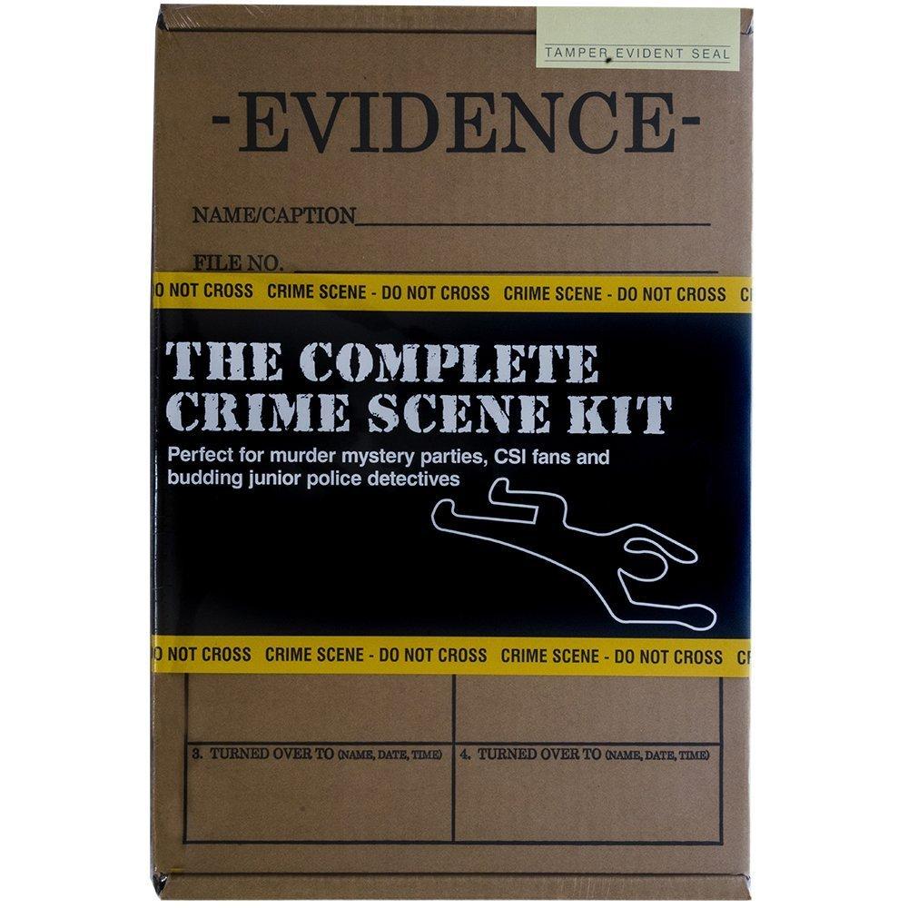 The Complete Crime Scene Kit Red Herring Games Ltd