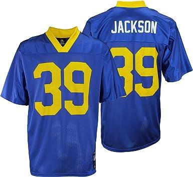 Reebok St Louis Rams Steven Jackson #39 NFL Mid-Tier Mens Jersey, Blue