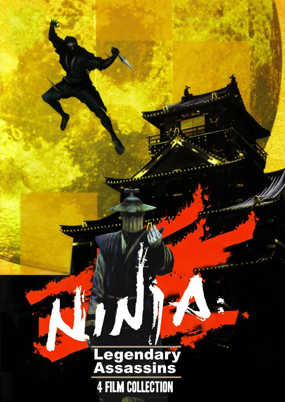 Amazon.com: Ninja Assassins: 4 Film Set: Conan Lee, Hiroyuki ...