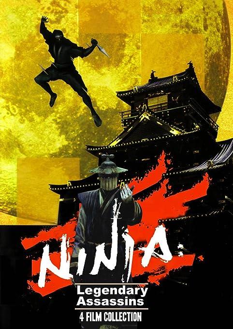 Amazon.com: Ninja Assassins: 4 Film Set: Conan Lee, Hiroyuki ...